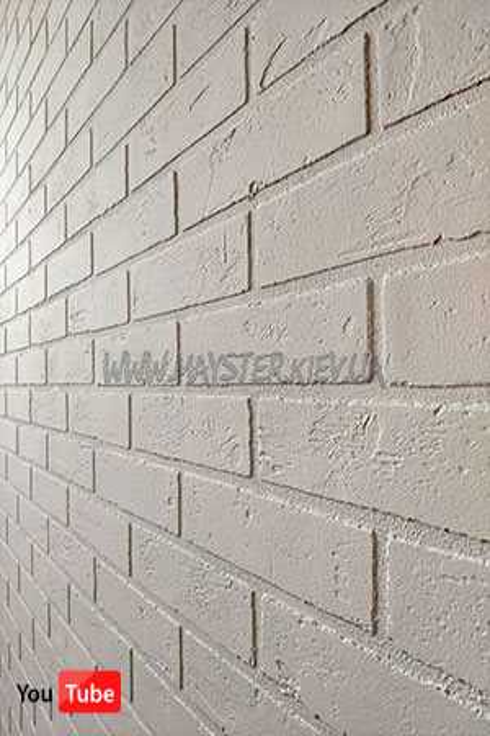 Акцентна стіна під цеглу
