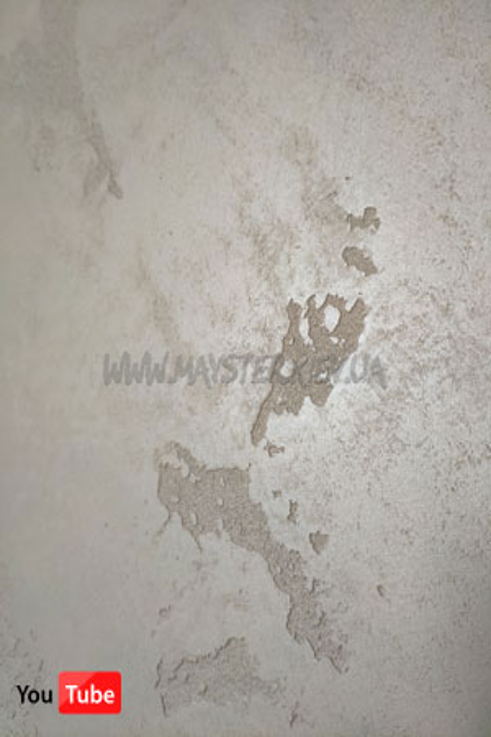 Декоративная штукатурка Pietra Media Ferrara Paint с Di Franko silver Limestone